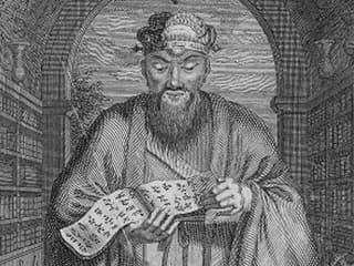 Egypercesek a rózsáról - Konfuciusz