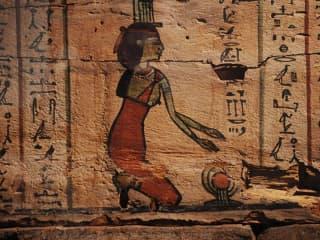 Egypercesek a rózsáról - Egyiptom