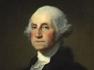 Egypercesek a rózsáról - George Washington