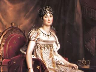 Egypercesek a rózsáról - Jozefina császárné