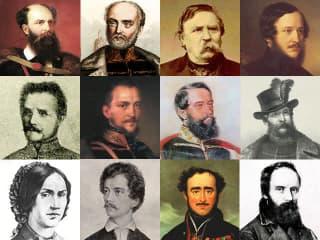 Egypercesek a rózsáról - 1848/49-es Szabadságharc
